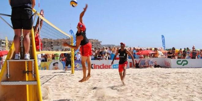 Torneio de voleibol de praia 30H será a 19 e 20 de Agosto