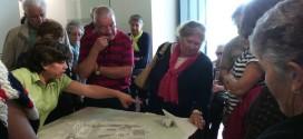 Seniores de Ovar visitam Casa Senhorial e Villa Romana