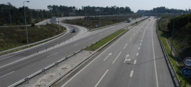 Esmoriz: Viatura abandonada após despite na A29