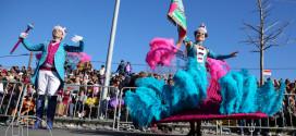 """Juventude leva samba vareiro ao """"Carnaval d'Agen"""" (vídeo)"""