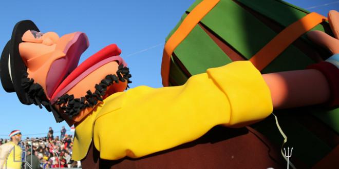 Hippies assinalam 50 desfiles no carnaval de Ovar