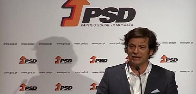 PSD: Salvador Malheiro apresenta candidatura na Arena Dolce Vita