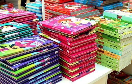 Quais são os melhores livros para crianças?