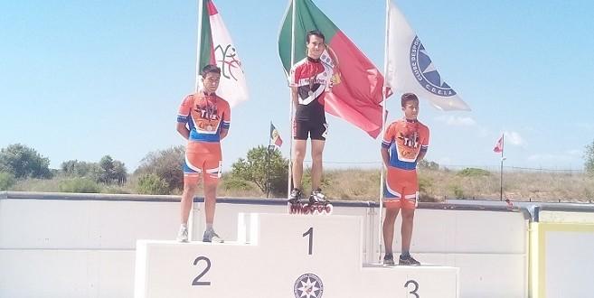 Nélson Fernandes é Campeão Nacional de contra-relógio