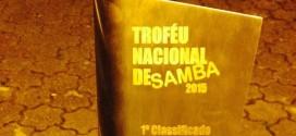 Costa de Prata vence 6.º Troféu Nacional de Samba