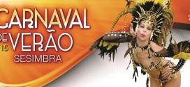 Vareiros invadem Sesimbra no Carnaval de Verão