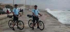 Equipas Velocipédicas da PSP reforçam policiamento no Furadouro