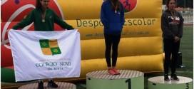 Miriam Tavares sagra-se campeã nacional de salto em altura