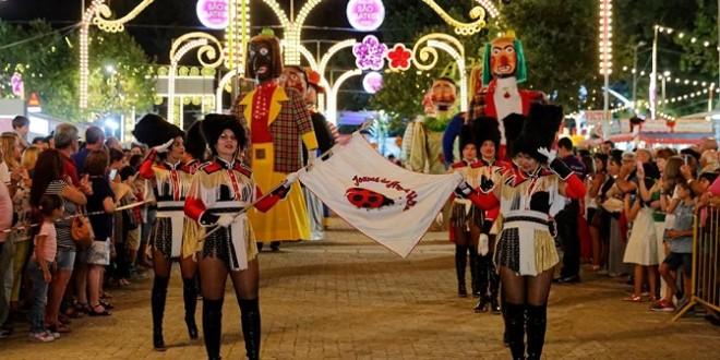 Carnaval de Ovar desfila na Feira de São Mateus