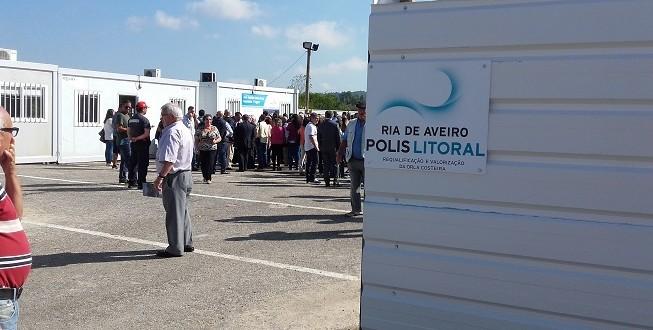 PCP atento à requalificação da Barrinha de Esmoriz
