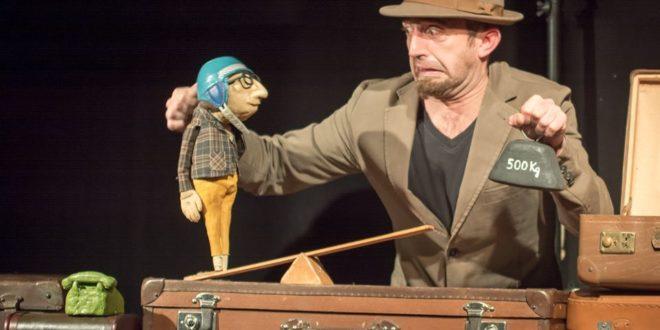 Válega viu as marionetas no Centro Escolar da Regedoura