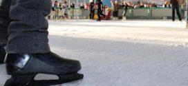 Pista de gelo é uma das novidades deste Natal
