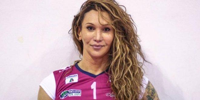 Jogadora transexual de voleibol vai candidatar-se a deputada (DN)