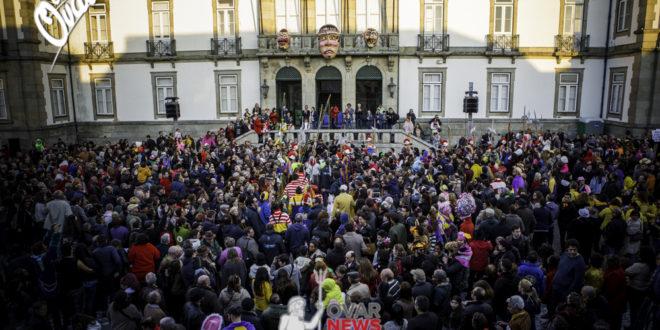 """Domingo de Carnaval e … de Sol"""