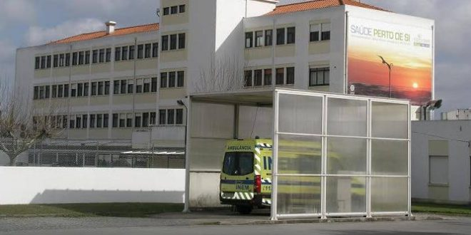 Greve paralisa ambulância do INEM de Ovar
