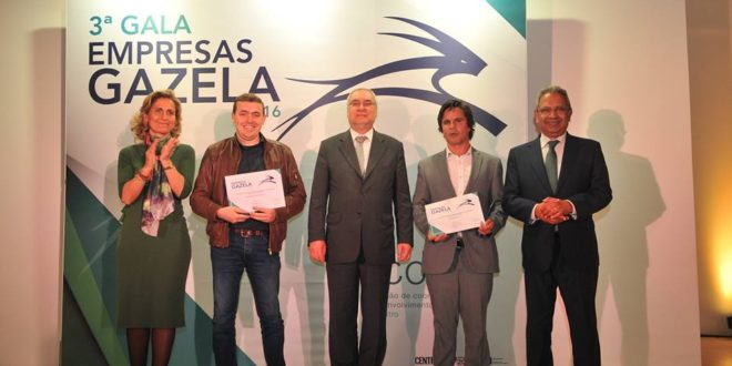 Tanoaria Josafer e a Consjardim são Empresas Gazela 2017