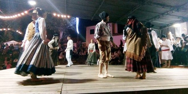Cancioneiro organizou 24.º festival de folclore