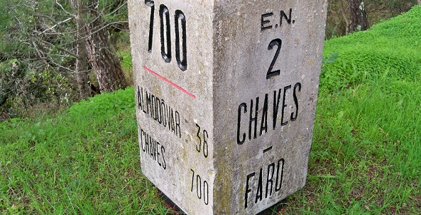 Uma aventura de bicicleta de Chaves a Faro pela EN2