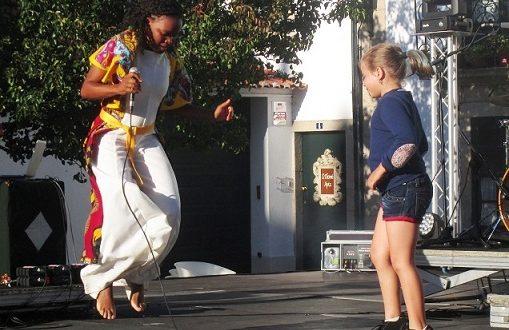 Mosaico musical de Selma Uamusse conquistou-nos