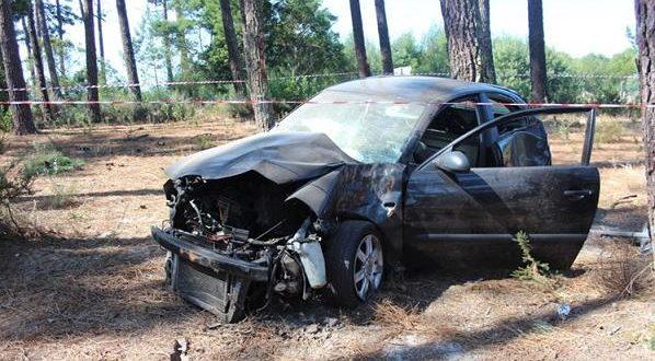 Quatro feridos graves em acidentes no fim-de-semana
