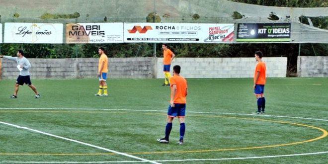 Futebol: São Vicente já regressou ao trabalho