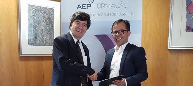 União das Freguesias firma protocolo com AEP