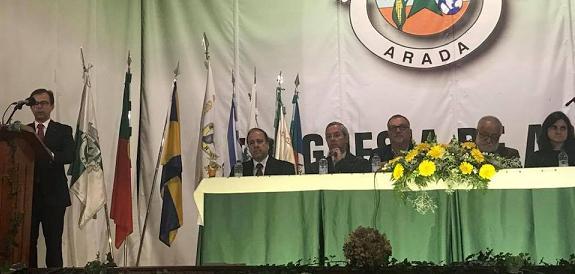 Obra do saneamento em Arada só termina em 2018