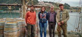 """Rum dos """"Piratas das Caraíbas"""" em barris feitos em Esmoriz"""