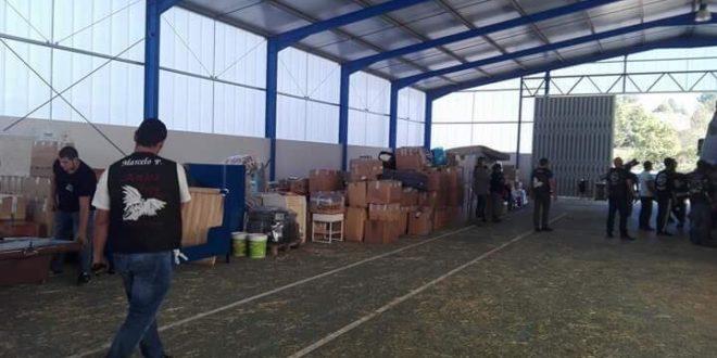 """São Vicente: Motards """"solidários com as vítimas dos incêndios"""""""