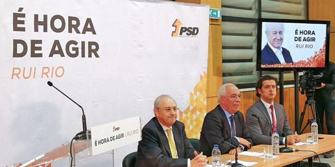 Mais de cinco mil militantes do PSD pagaram quotas em apenas um mês