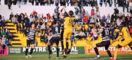 Futebol: São Vicente de Pereira suou mas venceu
