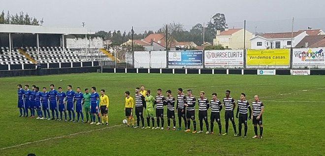 Futebol: Ovarense vence Avanca com golo de Artur Júnior