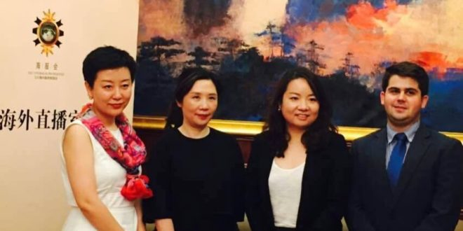 Um Vareiro em Pequim! – Rosendo Costa (I)