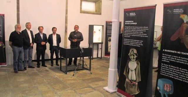 Marionetas à solta no Museu de Ovar