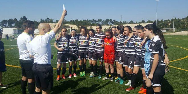Futebol: Cartão Branco para as juniores da Ovarense