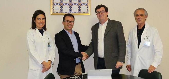 Hospital e União de Freguesias celebram protocolo de cooperação