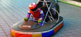 """O """"hovercraft"""" mais famoso do mundo é de Válega (DA)"""